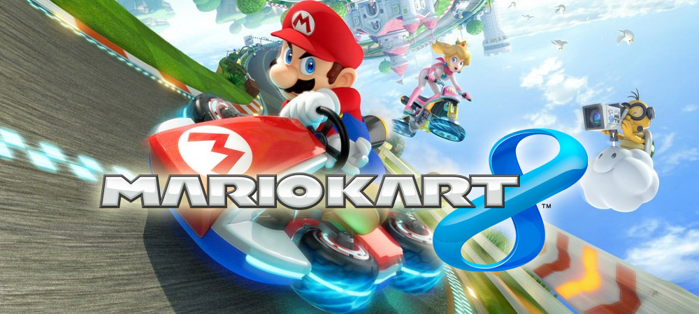 Mario Kart 8 Xoferif Webs